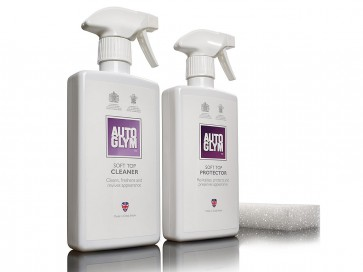 Autoglym Soft Top Clean and Protect Kit