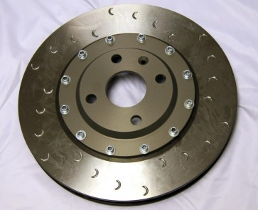 308mm Alcon Brake Discs and Fixed Alloy Bells