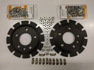 V6 Flaoting bell kit