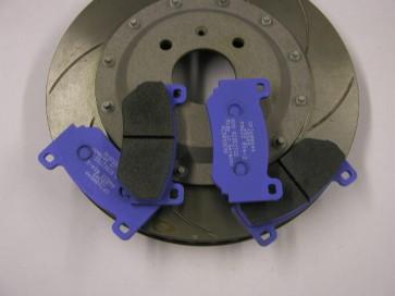 Pagid RS4-2 4 Pot Fronts