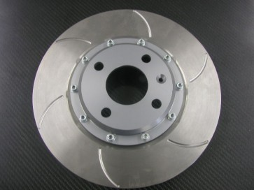 Grooved Alloy Belled Disc