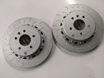 Exige V6 J Hook Rear Brake Discs A138J4023F/24F