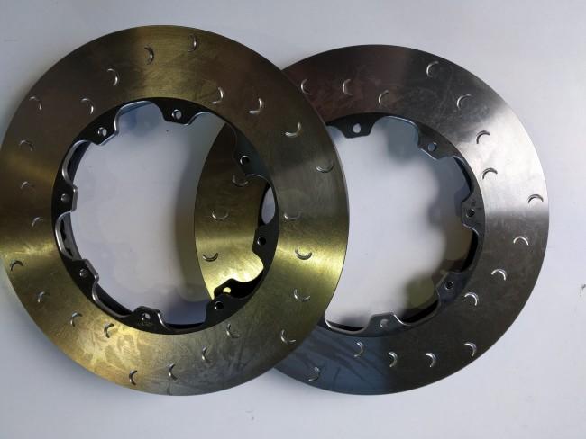 295mm Alcon Brake Disc Rota's