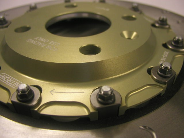 Toyota Brake Pads >> Seriously Lotus Fully Floating Disc Bells (Pair) S2 177 ...