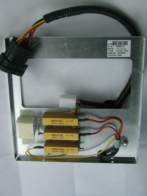 S2 Heater Resistor Pack (Modified)