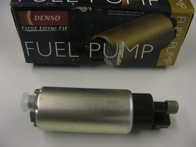 Hi Flow Denso Fuel Pump As Fitted To 260 Cup Etc