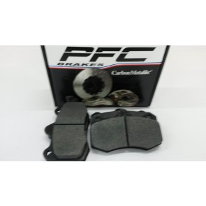 PF Evora Front and Rear Brake Pads GT4 ONLY
