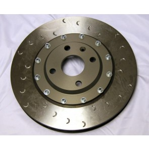 315mm Alcon Brake Discs and Fixed Bells