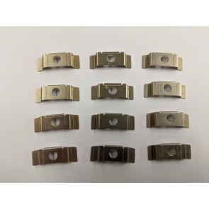 Anti rattle clip kit