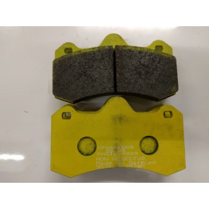 Exige V6 and Evora Rear Brake Pads Pagid RS29 (Yellow)