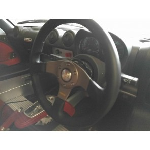 Removable Steering Wheel Kit (Non Air bag cars)