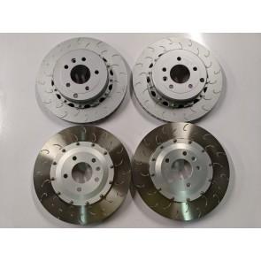 Exige V6 J Hook Front And Rear Brake Discs A138J4021F/22F/23F/24F