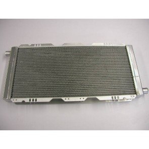 Image is of triple pass radiator