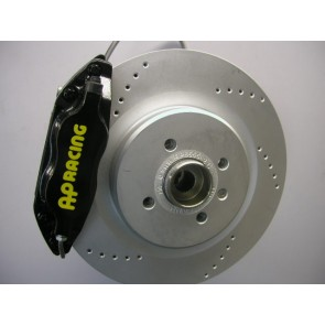 Lotus Sport 308mm Brake Upgrade Kit.