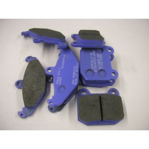 Pagid RS4-2Front & Rear Pads
