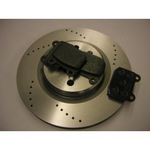 Front brake kit
