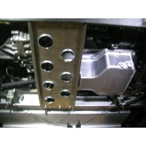 SL Shear panel installed