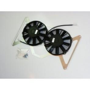 Pro-alloy top mount fan kit