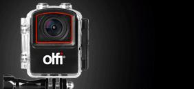 Gen2 Olfi 4k action camera