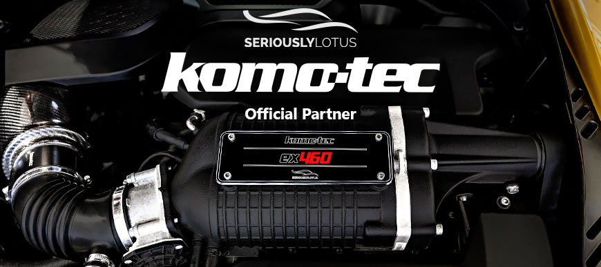 Komo-Tec Official Partner